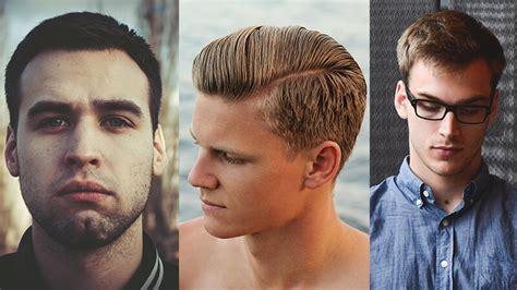 model rambut pendek pria berdasarkan bentuk wajah