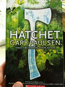 Hatchet Book Cover | www.pixshark.com - Images Galleries ...