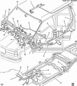 02 Chevy Transfer Case Wiring Diagram