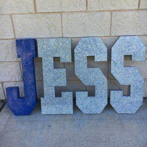 large prop letters designs the party place li the With extra large foam letters