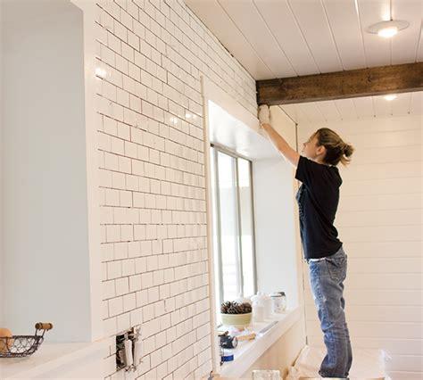 kitchen tiling ideas backsplash kitchen chronicles a diy subway tile backsplash part 1
