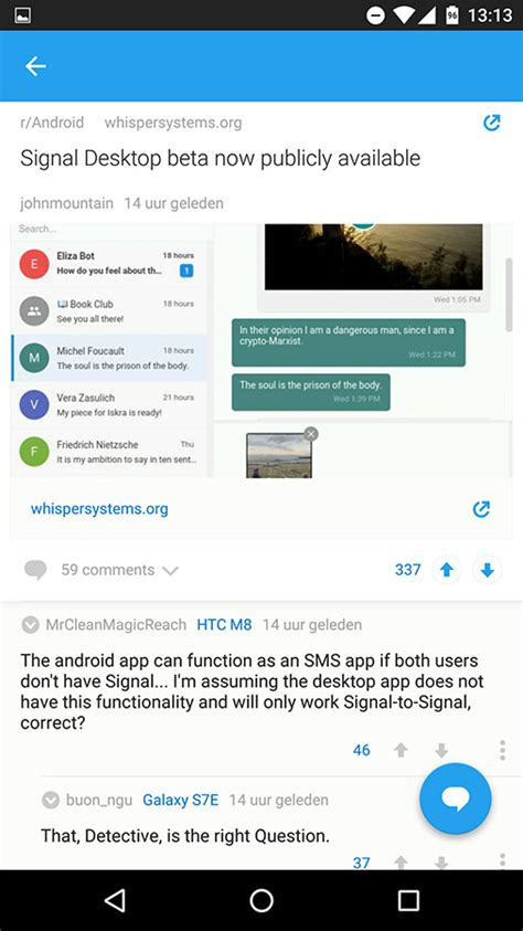 dit moet je weten de offici 235 le reddit android app
