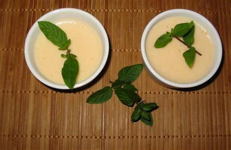 dessert l 233 ger avec un cantaloup bien m 251 r de messidor recettes