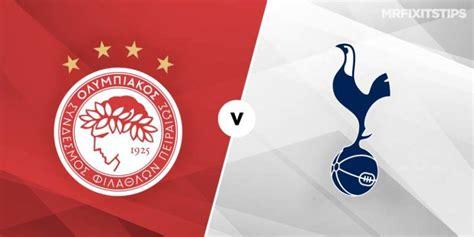 Olympiakos vs Tottenham Hotspur Betting Tips & Preview ...