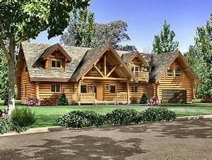 Maison En Rondin : 1000 images about fustes on pinterest log homes log ~ Melissatoandfro.com Idées de Décoration