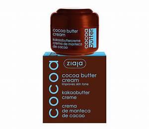 Ziaja cocoa butter face cream
