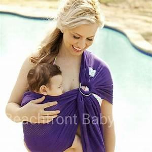 One Size Beachfront Baby Sling – Beachfront Baby ...  Baby