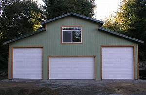 Pre manufactured garages tedx designs the awesome of for 2 car wood garage kits