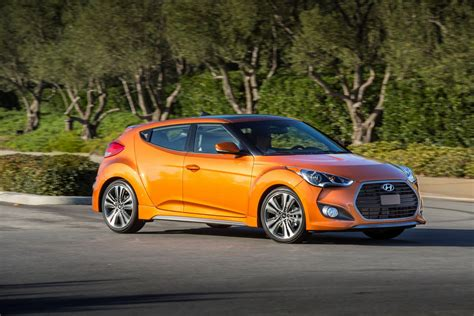 Read the review and see photos at car and driver. 2016 Hyundai Veloster Turbo - Picture 617094   car review ...