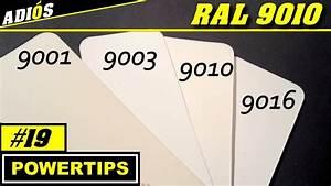 Ral 9010 Vs 9016 : ral 9010 is de juiste kleur youtube ~ A.2002-acura-tl-radio.info Haus und Dekorationen