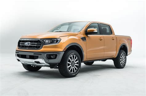 Ford 2019 : 2019 Ford Ranger Arrives In Dealerships Early Next Year
