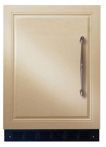 ge monogram undercounter  refrigerator panel ready discontinued mod  sale  fairfield