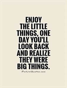 Little Things Quotes. QuotesGram