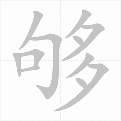 Character Chinese