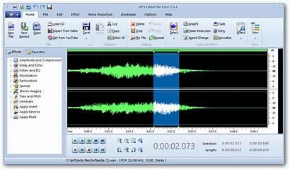 Mp3 Editor Screenshots Audio Windows Screenshot
