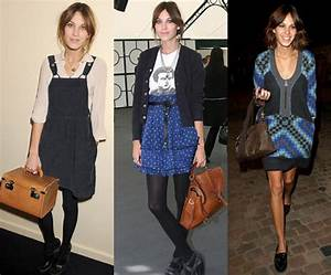 Alexa Chung Weight Loss Before And After