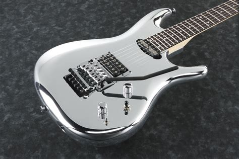 Ibanez Js1cr30 30th Anniversary Chromeboy