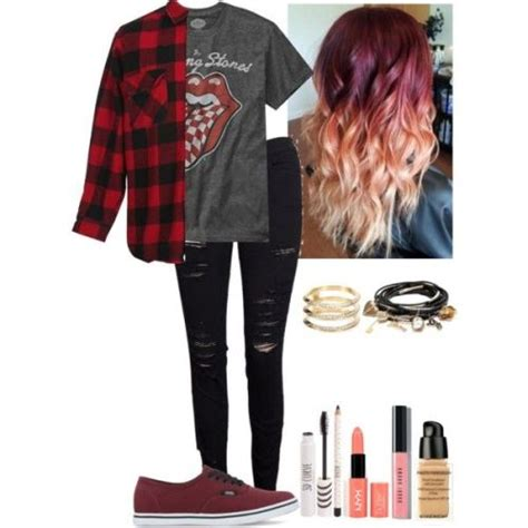 Punk rock outfit | Tumblr