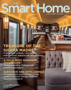 Smart Home Zeitschrift : knx und control4 passen gut zusammen ~ Watch28wear.com Haus und Dekorationen