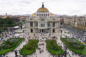 A guide to Mexico City