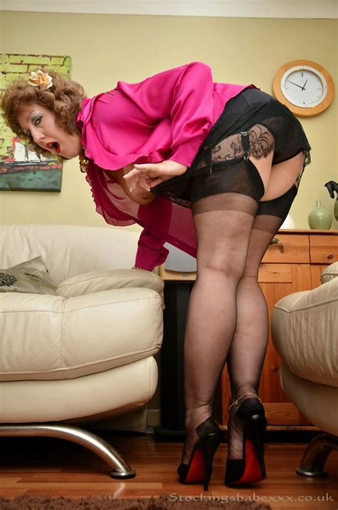 Mature Lovers Julie For Stockings Babe Xxx Gal 038