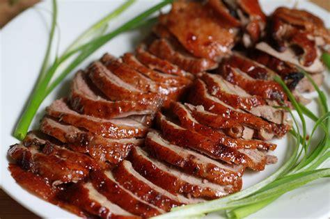 duck in cuisine pekin duck food