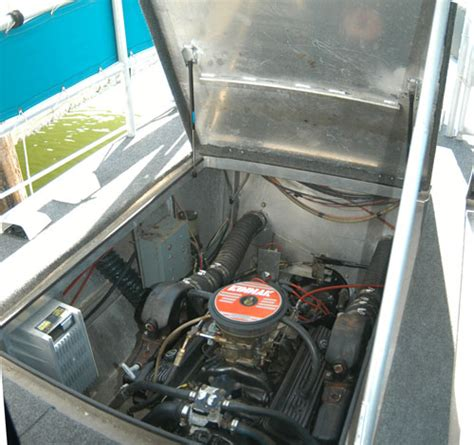 Houseboat Engine by 50 Houseboat For Sale Click Here For Photos And Information