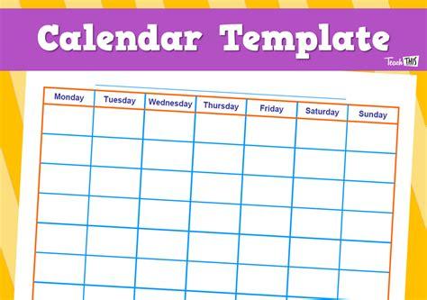 Resource Calendar Template Costumepartyrun