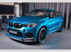 BMW X6M F86 Abu Dhabi Motors 7 tuningblogeu Magazin