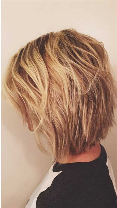 cute short layered hairstyles   haircuts