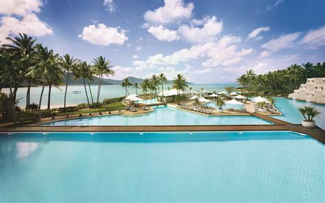 Oneandonly Hayman Island Luxury Great Barrier Reef Resort