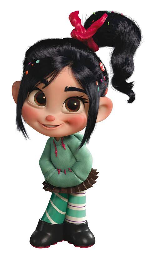 cute  girl cartoon character hair