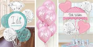 Bridal shower balloons party city wedding pinterest for Party city wedding shower