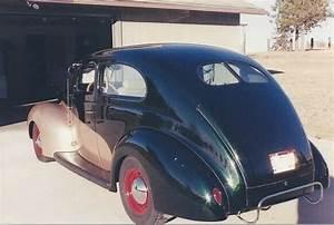 1939 Ford Tudor Deluxe Manual Rebuilt Ford 302 V8 18 649