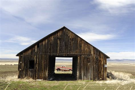 Barn Images File View Of Truck Through An Barn Jpg Wikimedia Commons
