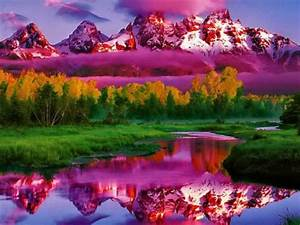 Amazing colorful mountains - Mountains & Nature Background ...