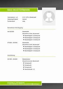 Lebenslauf Online Bewerbung : muster 20 ~ Orissabook.com Haus und Dekorationen