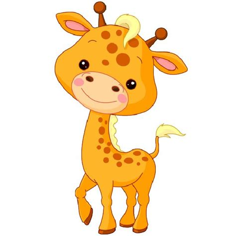 cute baby giraffe cartoon     baby giraffe