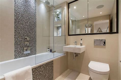 modern bathroom tiles design ideas brick chic converted warehouse apartment in shad
