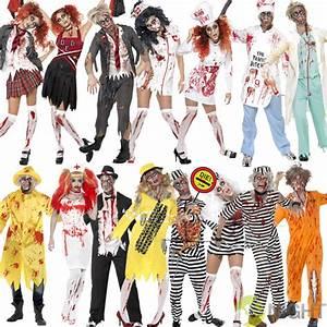 Halloween Kostüm Herren Selber Machen : zombie kost m verkleidung halloween erwachsene herren ~ Lizthompson.info Haus und Dekorationen