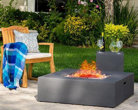 garden gas hearth 50k btu outdoor gas fire pit table fresh garden decor