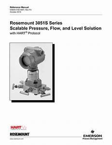 Rosemount 3051s Series Scalable Pressure