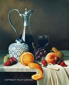 ENGLISH STILL LIFE OIL PAINTINGS FOR SALE UK REALISM