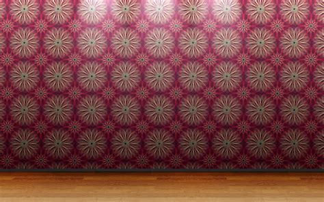 Wallpaper Pattern by Floral Wall Pattern Wallpapers Floral Wall Pattern Stock