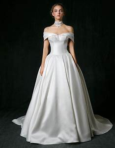 wedding dresses photos quotmadisonquot by sareh nouri inside With mikado silk wedding dress