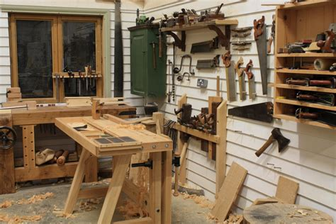 hand tool storage  english woodworker