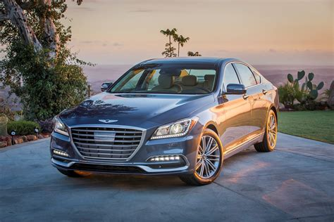 Review 2018 Genesis G80 Proves Its Mettle As A Luxury Car