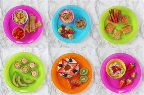 week  breakfast ideas  kids  fussy eater easy