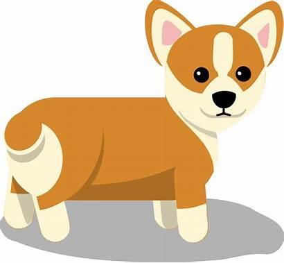 Dog Clipart Vector Corgi Resolution 1486 1995