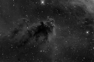 Dark nebula